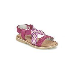 Sandały Dziecko  Mod'8  ZAZA. Białe sandały dziewczęce marki Mod'8. Za 263,20 zł.