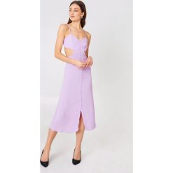 Długie sukienki: Flynn Skye Sukienka maxi Mallory - Pink