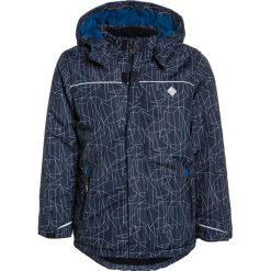 Kanz Kurtka zimowa navy blazer/blue. Niebieskie kurtki chłopięce zimowe marki Kanz, z materiału. W wyprzedaży za 167,30 zł.