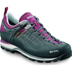 Buty trekkingowe damskie: MEINDL Buty damskie Literock Lady GTX czarno-fioletowe r. 39 (3921)