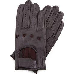 Rękawiczki męskie 46-6L-381-BB. Czarne rękawiczki męskie marki Wittchen. Za 99,00 zł.