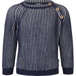 Swetry chłopięce: hessnatur ZGREEN BABY Sweter dunkelblau