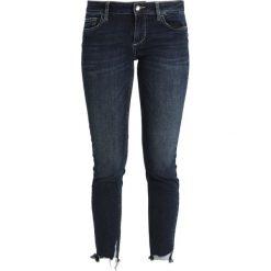Liu Jo Jeans UP IDEAL Jeans Skinny Fit up denim blue. Niebieskie boyfriendy damskie Liu Jo Jeans, z bawełny. Za 499,00 zł.