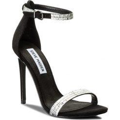 Sandały damskie: Sandały STEVE MADDEN – Skye Heel Sandal 91000210-0W0-09027-01001 Black
