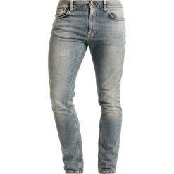 Nudie Jeans LEAN DEAN Jeansy Slim Fit shimmering comf. Czarne jeansy męskie relaxed fit marki Criminal Damage. W wyprzedaży za 408,85 zł.