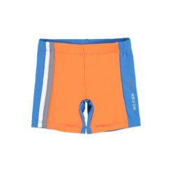 Odzież dziecięca: anna & tom Boys Szorty kąpielowe kolor niebiesko-pomarańczowy