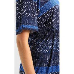 Sukienki hiszpanki: JoJo Maman Bébé SPOT KIMONO DRESS Sukienka z dżerseju blue