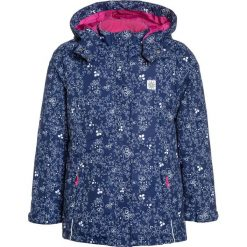 Kanz Kurtka zimowa  blue. Niebieskie kurtki dziewczęce przeciwdeszczowe Kanz, na zimę, z materiału. W wyprzedaży za 151,20 zł.