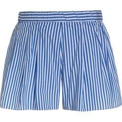 Polo Ralph Lauren Szorty blue/white. Niebieskie spodenki chłopięce Polo Ralph Lauren, z bawełny. W wyprzedaży za 125,95 zł.