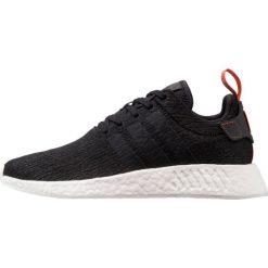 Adidas Originals NMD_R2 Tenisówki i Trampki core black/future harvest. Szare tenisówki damskie marki adidas Originals, z gumy. W wyprzedaży za 398,30 zł.