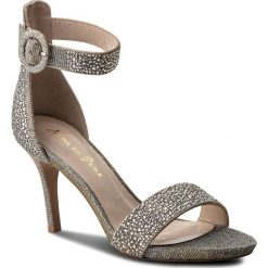 Rzymianki damskie: Sandały ALMA EN PENA – V18242 Noir Pewter