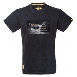 PROJEKT 86 Koszulka T-shirt 007GY grafitowy r. XXL. Białe koszulki sportowe męskie marki Adidas, l, z jersey, do piłki nożnej. Za 50,16 zł.