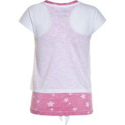 Blue Effect BOXY 2IN1 Tshirt z nadrukiem white. Białe t-shirty chłopięce Blue Effect, z nadrukiem, z bawełny. Za 129,00 zł.
