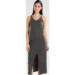 Długie sukienki: GStar TAIRI TANK DRESS Długa sukienka black