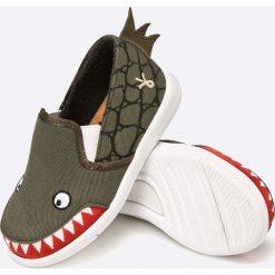 Emu Australia - Tenisówki dziecięce. Szare buty sportowe chłopięce EMU Australia, z materiału. W wyprzedaży za 149,90 zł.
