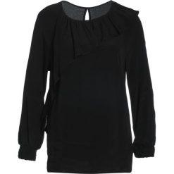 Bluzki asymetryczne: JUST FEMALE SHIRO  Bluzka black