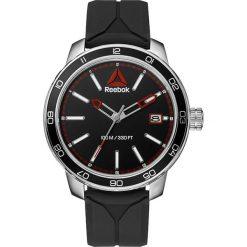 Biżuteria i zegarki: Zegarek kwarcowy w kolorze czarno-srebrnym