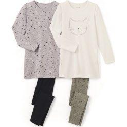 Odzież dziecięca: Piżama z bawełny 2-12 lat (pakiet 2 szt.)