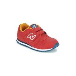 Buty Dziecko New Balance  KV373. Czerwone trampki chłopięce New Balance. Za 199,00 zł.