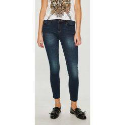 Medicine - Jeansy Basic. Niebieskie jeansy damskie rurki marki MEDICINE, z bawełny. Za 99,90 zł.