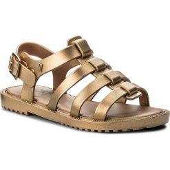 Sandały dziewczęce: Sandały MELISSA – Mel Flox Shine Inf 32370 Gold 19701