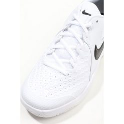 Nike Performance AIR ZOOM RESISTANCE Obuwie multicourt white/black - 2