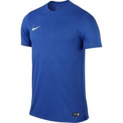 Nike Koszulka męska Park VI niebieska r. XL (725891463). Białe koszulki sportowe męskie marki Adidas, l, z jersey, do piłki nożnej. Za 43,18 zł.