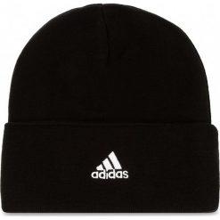 Czapka adidas - Juve 3S Wool CY5565  Black/White. Czarne czapki damskie marki Adidas, z materiału. Za 79,95 zł.