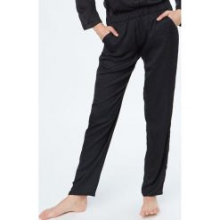 Etam - Spodnie piżamowe Tess-pantalon. Niebieskie piżamy damskie marki Etam, l, z bawełny. W wyprzedaży za 79,90 zł.