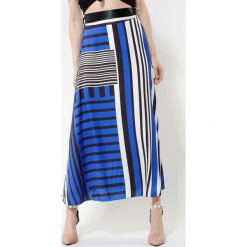 Kobaltowa Spódnica The Only One. Niebieskie długie spódnice marki other, uniwersalny. Za 104,99 zł.