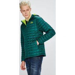 The North Face - Kurtka. Szare kurtki męskie pikowane marki The North Face, l, z materiału, z kapturem. Za 899,90 zł.