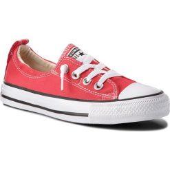 Trampki CONVERSE - Ct Shoreline Slip 537083C Varsity Red. Czerwone tenisówki męskie Converse, z gumy. W wyprzedaży za 149,00 zł.