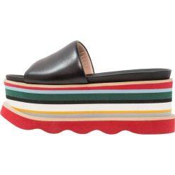 Chodaki damskie: RAS Klapki multicolor/black