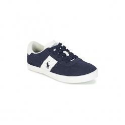 Buty Dziecko Polo Ralph Lauren  SWIFT. Niebieskie trampki chłopięce marki Polo Ralph Lauren. Za 319,20 zł.