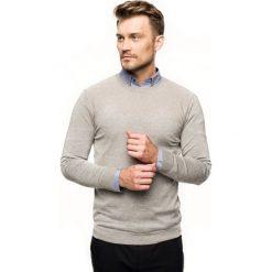 Sweter arosa półgolf szary. Szare swetry klasyczne męskie Recman, m, z golfem. Za 169,00 zł.