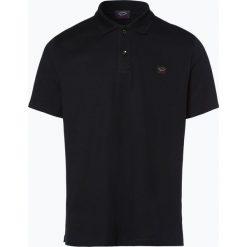 Paul & Shark - Męska koszulka polo, czarny. Czarne koszulki polo Paul & Shark, m. Za 479,95 zł.
