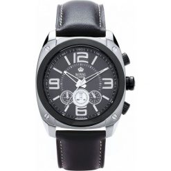 Zegarek Royal London Męski 41140-01 Chrono 100M. Szare zegarki męskie Royal London. Za 444,00 zł.