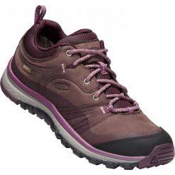 Keen Buty Damskie Terradora Leather Wp Brązowy/Winny 40. Brązowe buty sportowe damskie Keen, z nubiku. Za 565,00 zł.