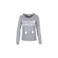 Swetry Molly Bracken  RETIP. Szare swetry klasyczne damskie Molly Bracken. Za 159,20 zł.