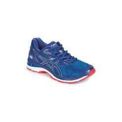 Buty do biegania Asics  GEL-NIMBUS 20. Niebieskie buty do biegania męskie Asics. Za 799,00 zł.