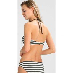 Stroje kąpielowe damskie: MICHAEL Michael Kors LOGO RING BANDEAU Góra od bikini ivy