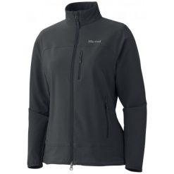 Marmot Kurtka Softshellowa Women`S Tempo Jacket Black L. Czerwone kurtki sportowe damskie marki numoco, l. W wyprzedaży za 229,00 zł.