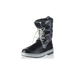 Śniegowce Le Coq Sportif  Minka Snow Boot. Czarne buty zimowe damskie le coq sportif. Za 193,26 zł.
