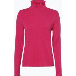 Marie Lund - Sweter damski z czystego kaszmiru, różowy. Czerwone swetry klasyczne damskie Marie Lund, m, z dzianiny. Za 499,95 zł.