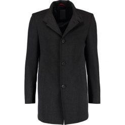 Płaszcze męskie: Cinque CIOXFORD Krótki płaszcz anthracite
