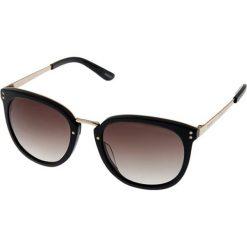 """Okulary przeciwsłoneczne damskie: Okulary przeciwsłoneczne """"GA8024 01F"""" w kolorze czarnym"""