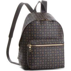 Plecak POLLINI - TE8412PP03Q1100A Nero/Vit.Nero. Czarne plecaki damskie Pollini, ze skóry ekologicznej, eleganckie. Za 809,00 zł.