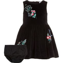 Sukienki dziewczęce letnie: Carter's DRESS BABY Sukienka letnia black