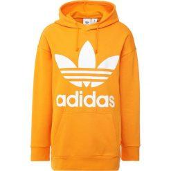 Adidas Originals TREF OVER HOOD Bluza z kapturem bright orange. Szare bluzy męskie rozpinane marki adidas Originals, l, z nadrukiem, z bawełny, z kapturem. Za 379,00 zł.
