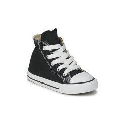 Buty Dziecko Converse  CHUCK TAYLOR ALL STAR CORE HI. Czarne trampki chłopięce Converse, retro. Za 179,10 zł.